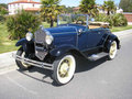 FORD A 1931 Roadster De Luxe